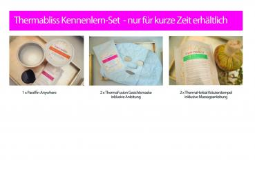 Thermabliss Kennenlernset